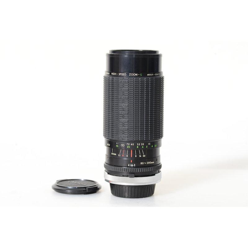 Sigma 3,5-4,0/80-200 MD