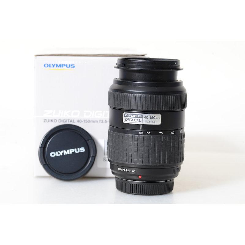 Olympus Zuiko Digital 3,5-4,5/40-150