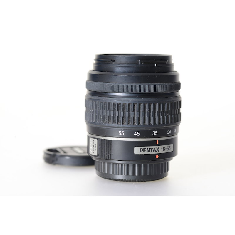 Pentax SMC-DA L 3,5-5,6/18-55 AL