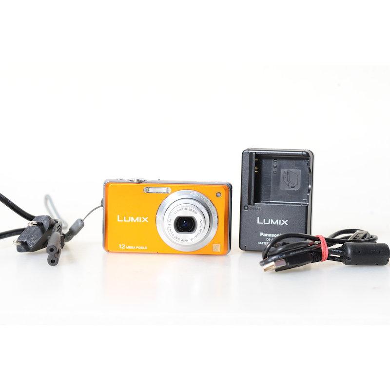 Panasonic Lumix DMC-FS10 Orange