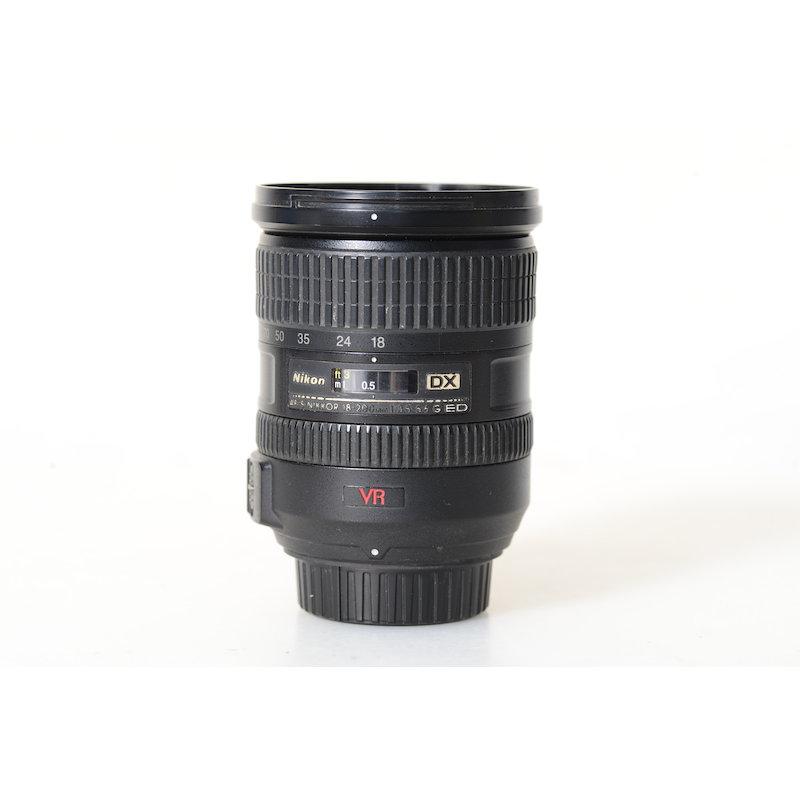 Nikon AF-S 3,5-5,6/18-200 IF ED VR DX