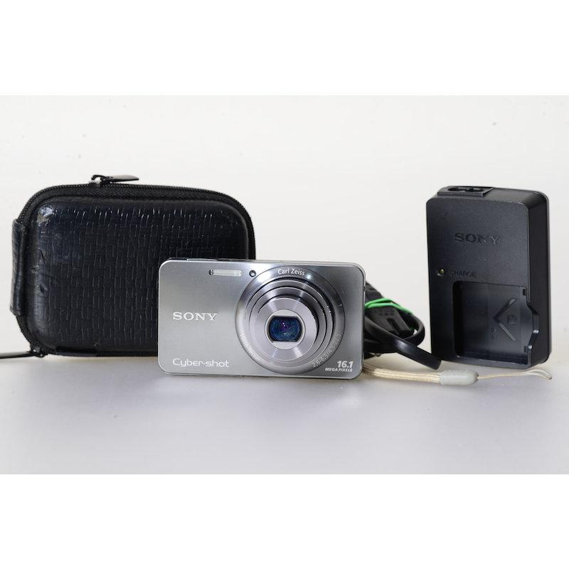 Sony Cyber-Shot DSC-W570 Silber