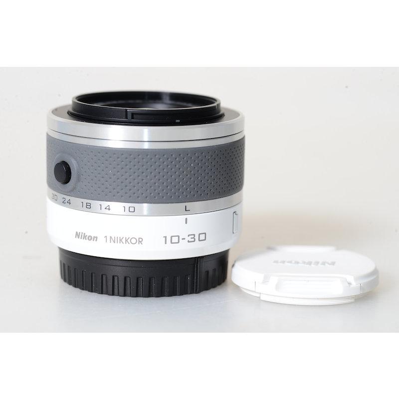 Nikon 3,5-5,6/10-30 IF VR Weiss Nikon 1