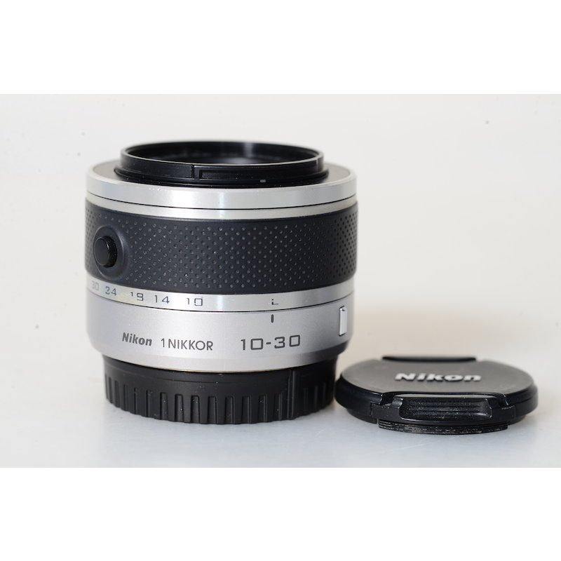 Nikon 3,5-5,6/10-30 IF VR Silber Nikon 1