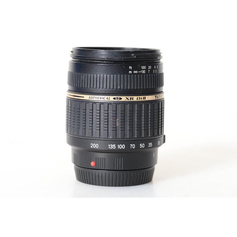 Tamron ASP 3,5-6,3/18-200 XR LD IF DI II Makro Sony