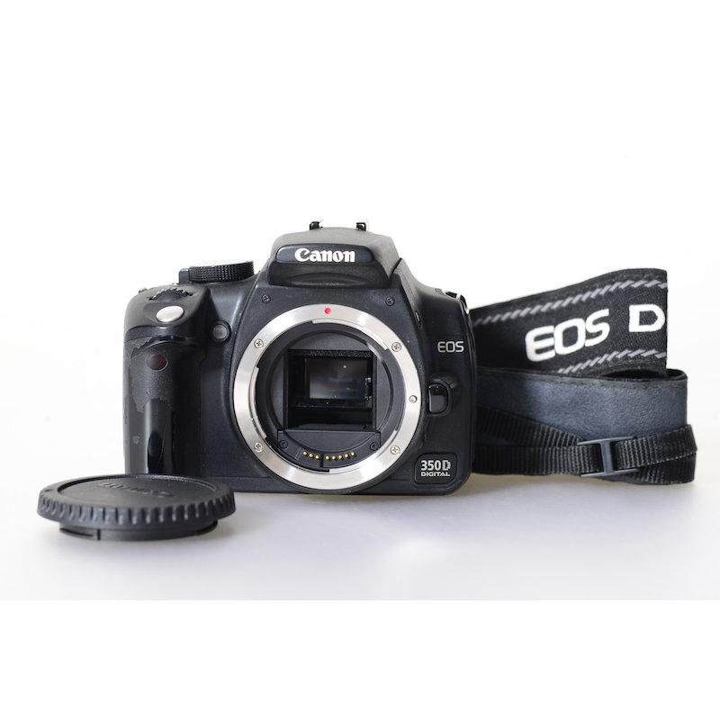 Canon EOS 350D+Batterie-Pack BG-E3