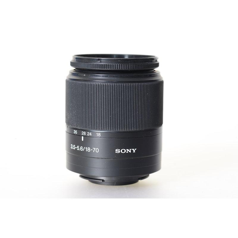 Sony DT 3,5-5,6/18-70