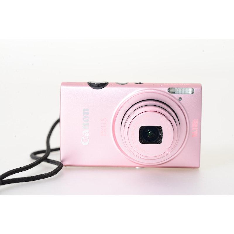 Canon Ixus 125 HS Rosa