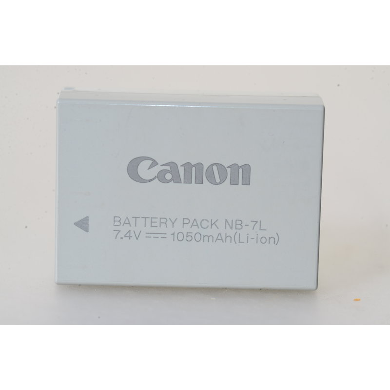 Canon Digitalkamera Akku NB-7L