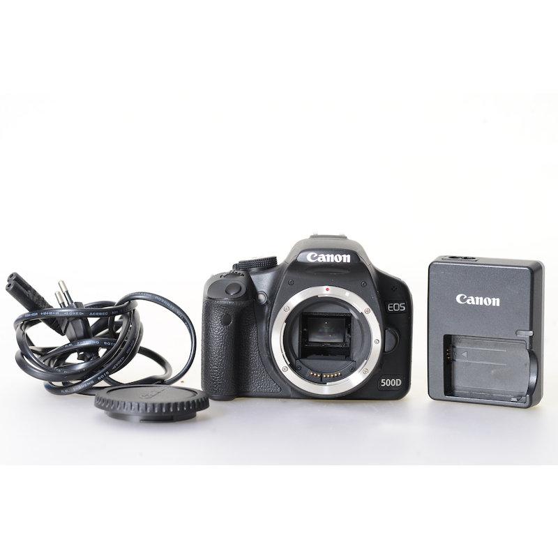 Canon EOS 500D (14782 Auslösungen)