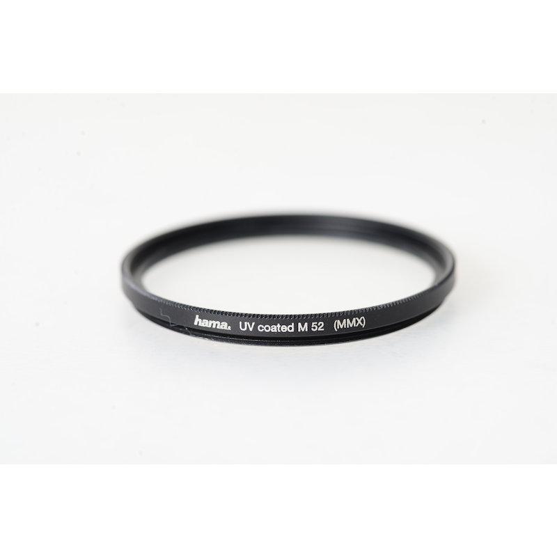 Hama UV-Filter Coated E-52 (MMX)
