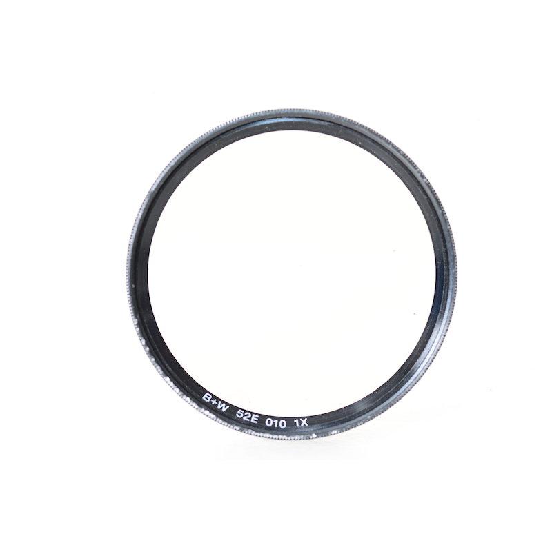 B+W UV-Filter 010 1x E-52