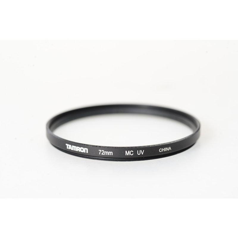 Tamron UV-Filter MC E-72