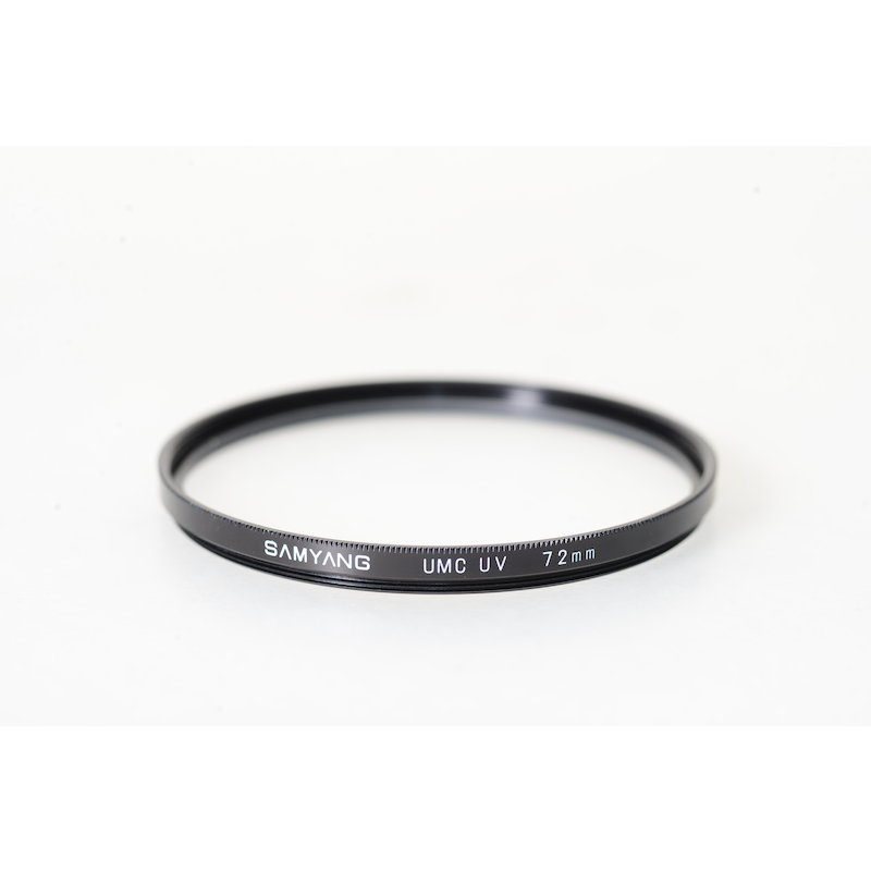 Samyang UV-Filter UMC E-72