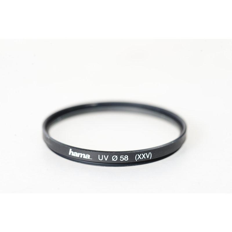 Hama UV-Filter E-58 (XXV)