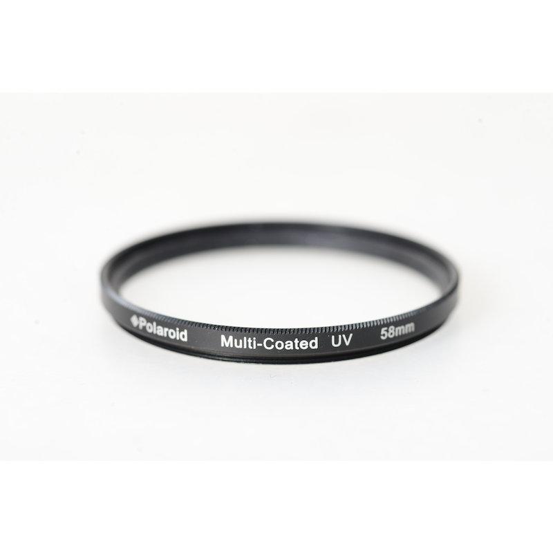 Polaroid UV-Filter Multi-Coated E-58