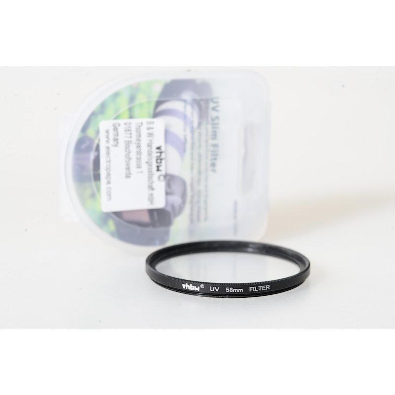 VHBW UV-Filter E-58