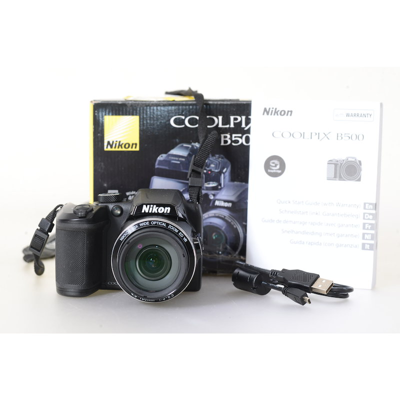 Nikon Coolpix B500 40 Multiplier X