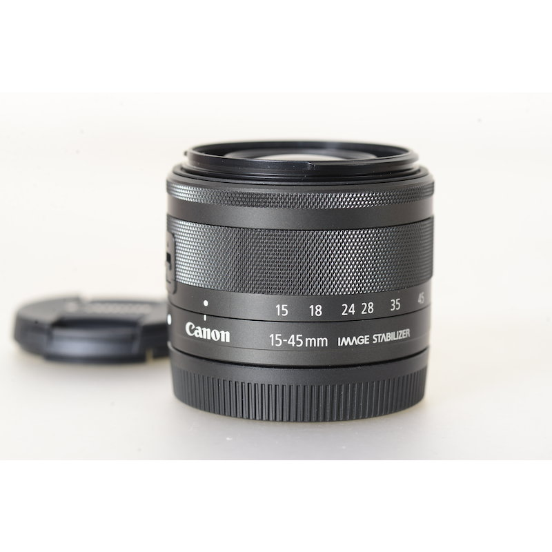 Canon EF-M 3,5-6,3/15-45 IS STM