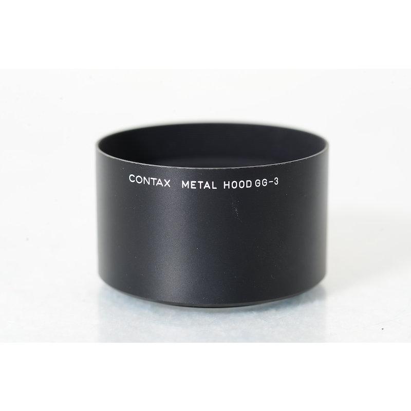 Contax Geli.-Blende GG-3 Sonnar 2,8/90 Black