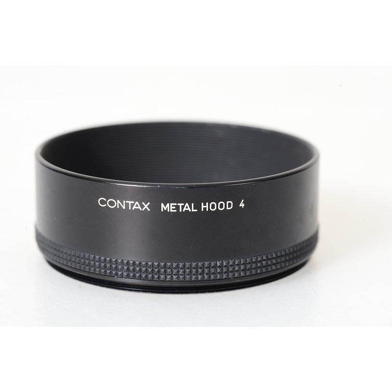 Contax Geli.-Blende Metall 4 E-86 1,4/85