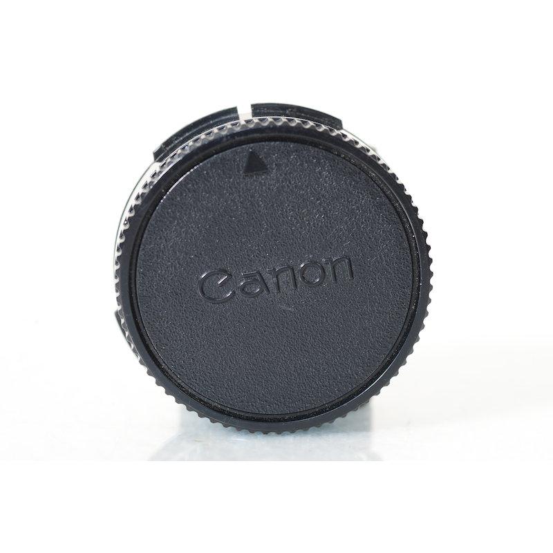 Canon Objektivrückdeckel FD