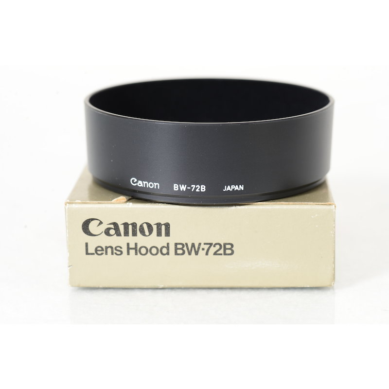 Canon Geli.-Blende BW-72B FD 3,5/35-105
