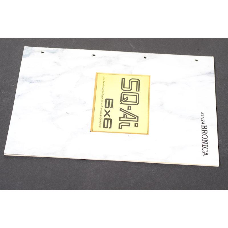 Bronica Prospekt SQ-Ai 6x6