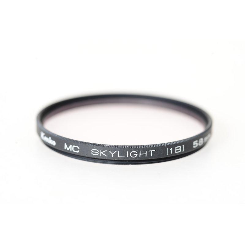 Kenko Skylight 1B MC E-58