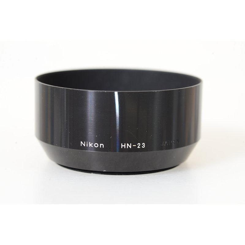 Nikon Geli.-Blende E-62 HN-23 AF 1,8/85