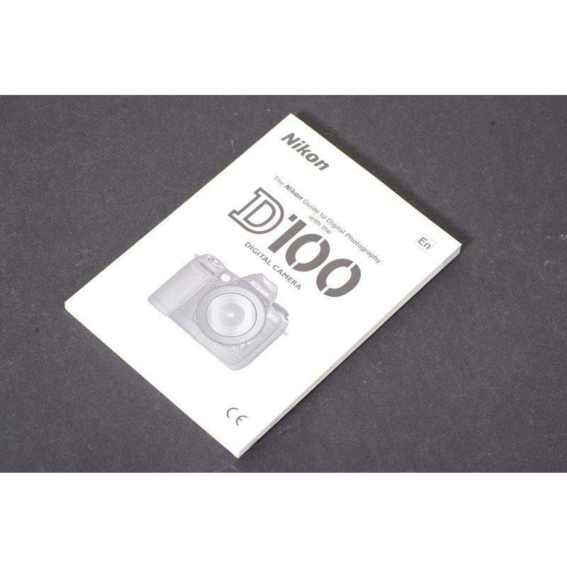 Nikon Anleitung D100 (Englisch)