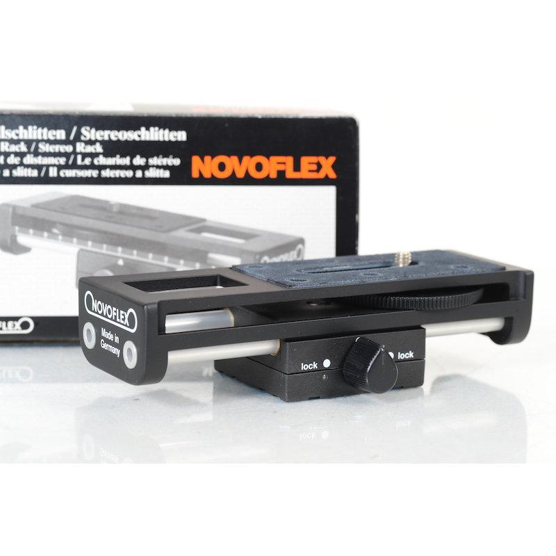 Novoflex Einstellschlitten L CASTEL-K