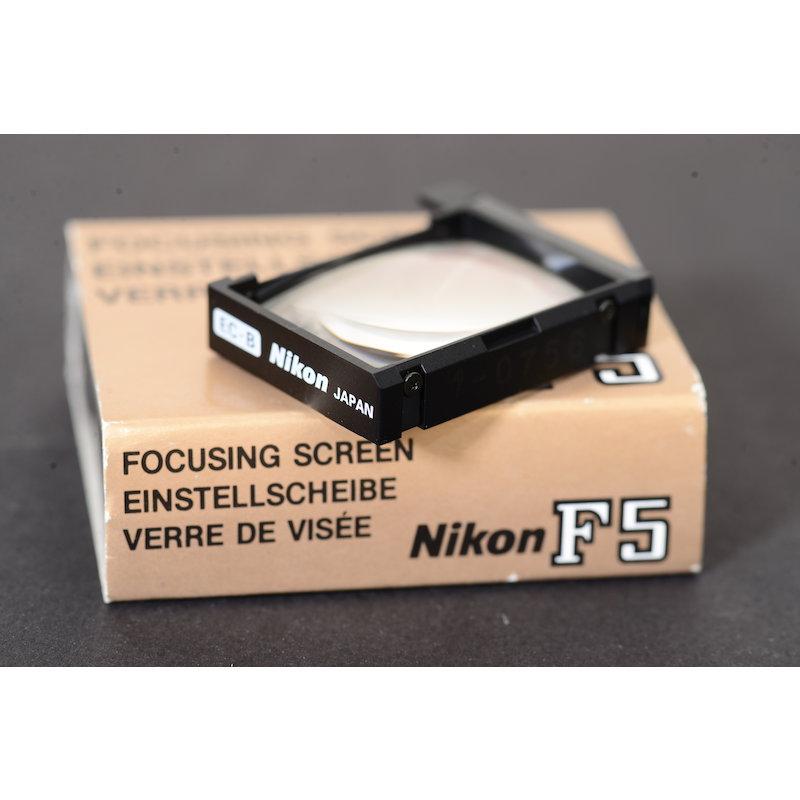 Nikon Einstellscheibe EC-B F5