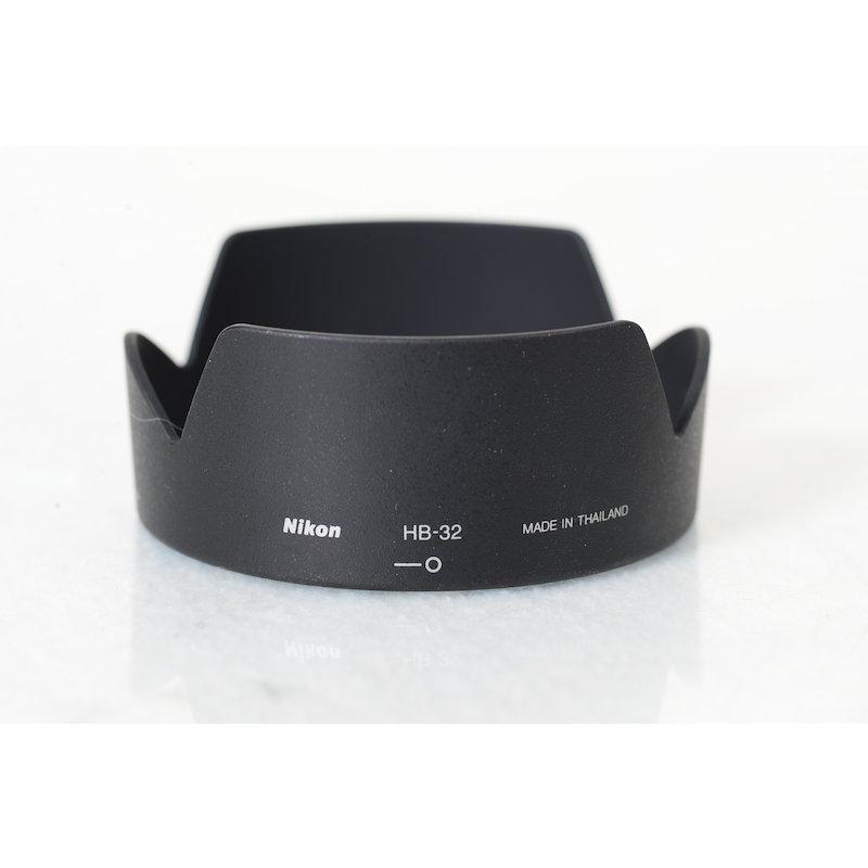 Nikon Geli.-Blende HB-32 AF-S 3,5-4,5/18-70 DX