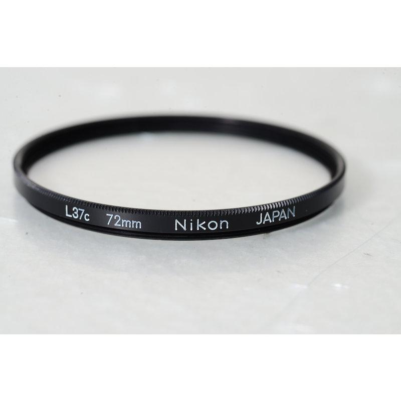 Nikon UV-Filter L37C E-72