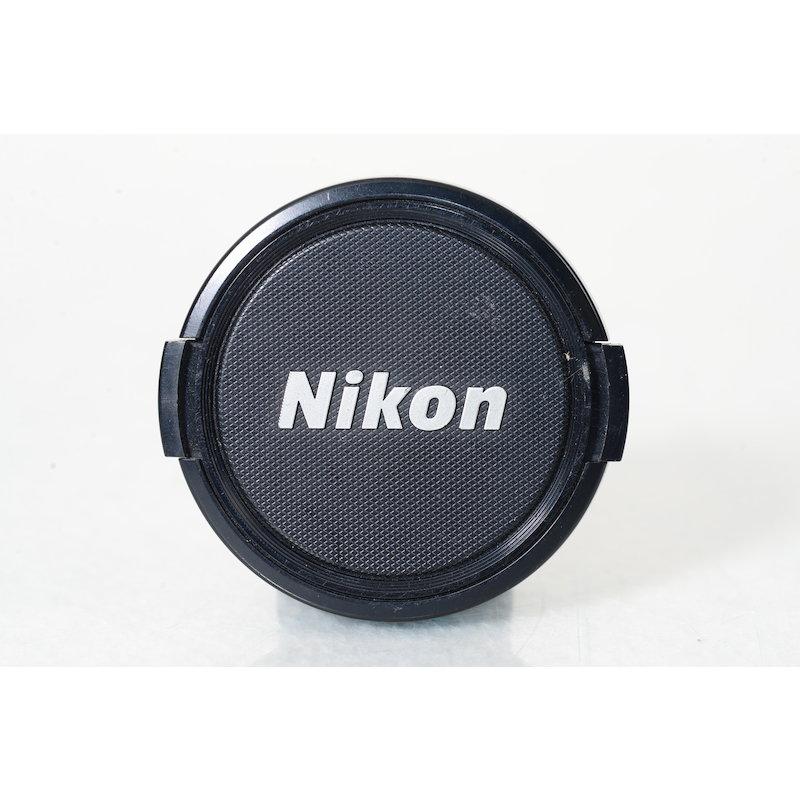 Nikon Objektivdeckel Snap E-58