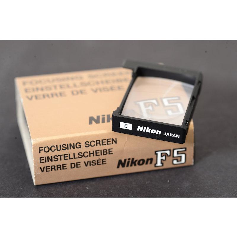Nikon Einstellscheibe Gitter EC-E F5