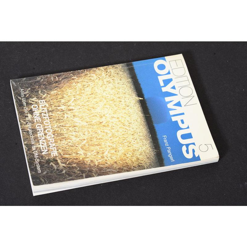 Pangerl Edition 5 OM Blitzfotografie ohne Grenzen