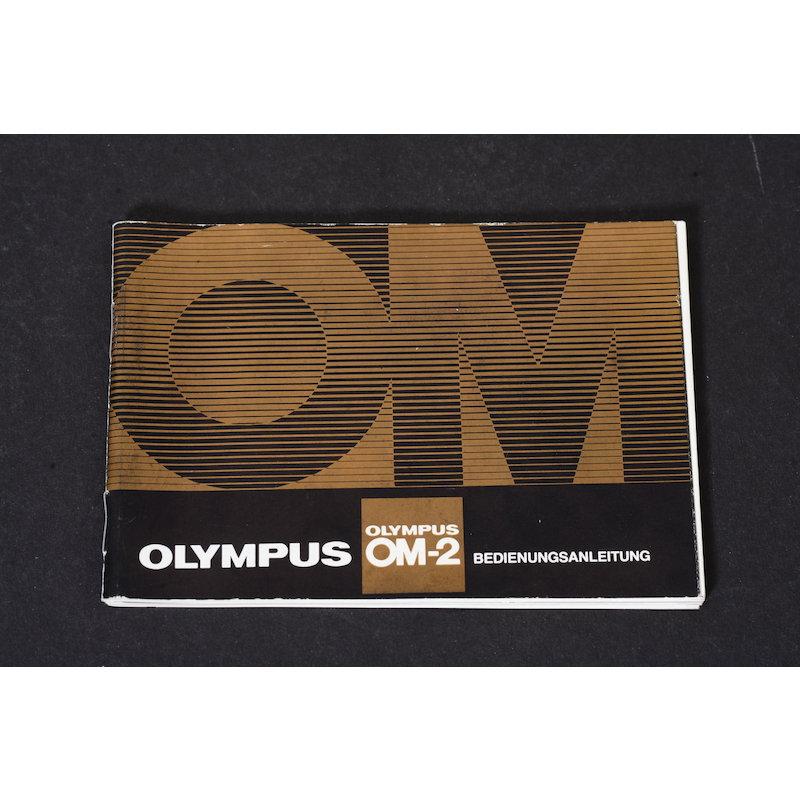 Olympus Anleitung OM-2