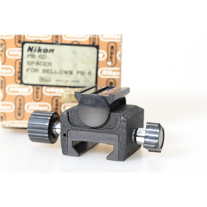 Nikon Standartenerhöhung f. Balgengerät PB-6D