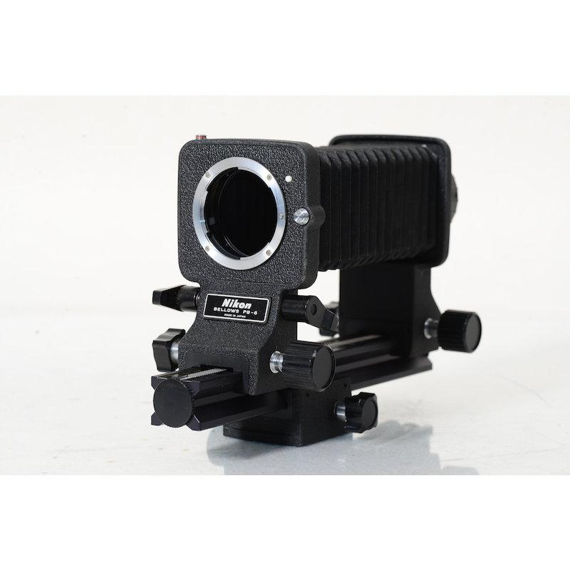 Nikon Balgengerät PB-6 Ohne Führungsschiene