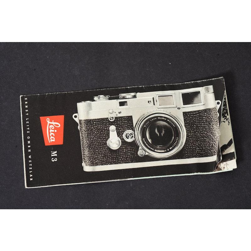 Leica Prospekt M3