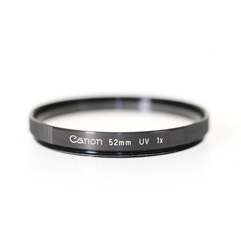 Canon UV-Filter E-52