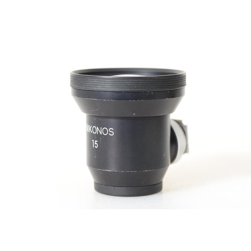 Nikon Optischer Sucher 15mm Nikonos 2,8/15