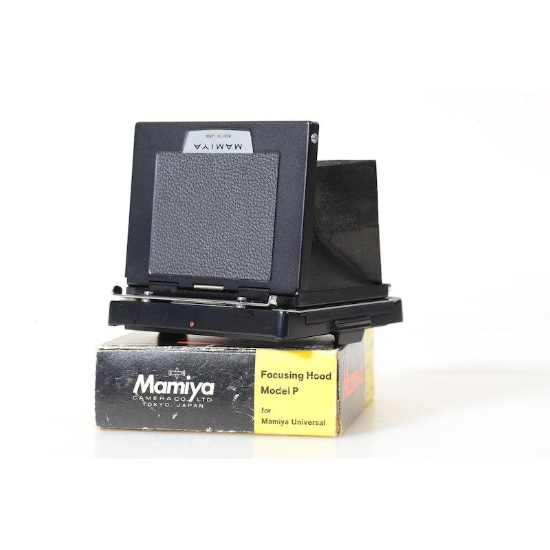 Mamiya Mattscheibenadapter P 6x9