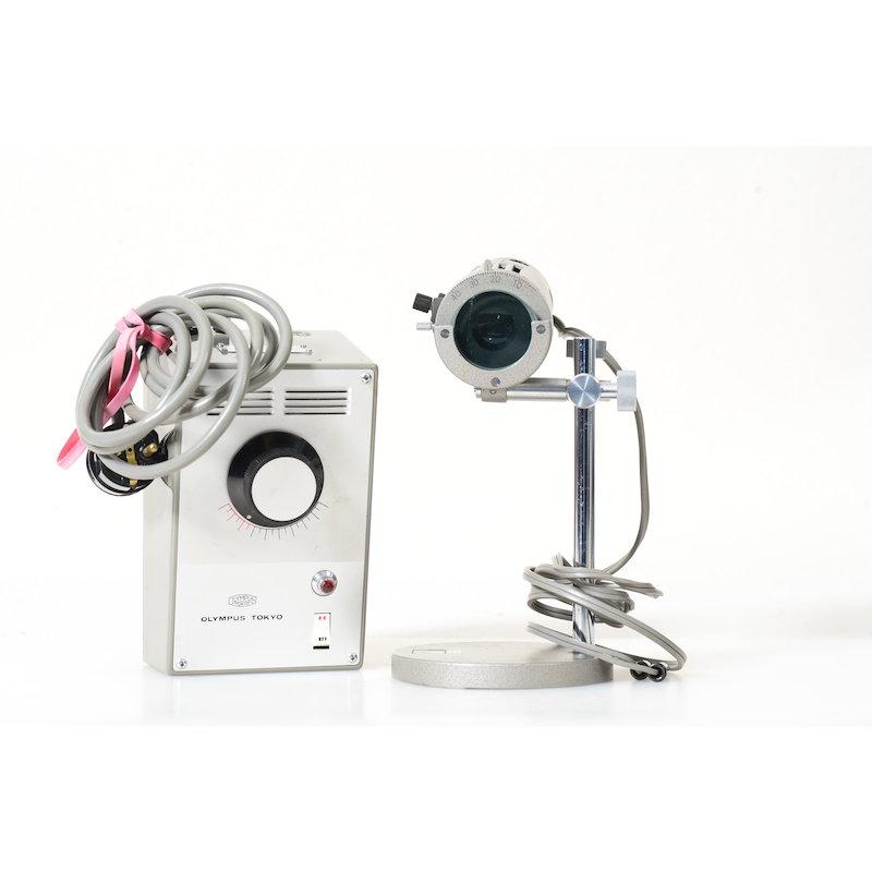 Olympus Niedervoltleuchte LSD+Transformator TE-2