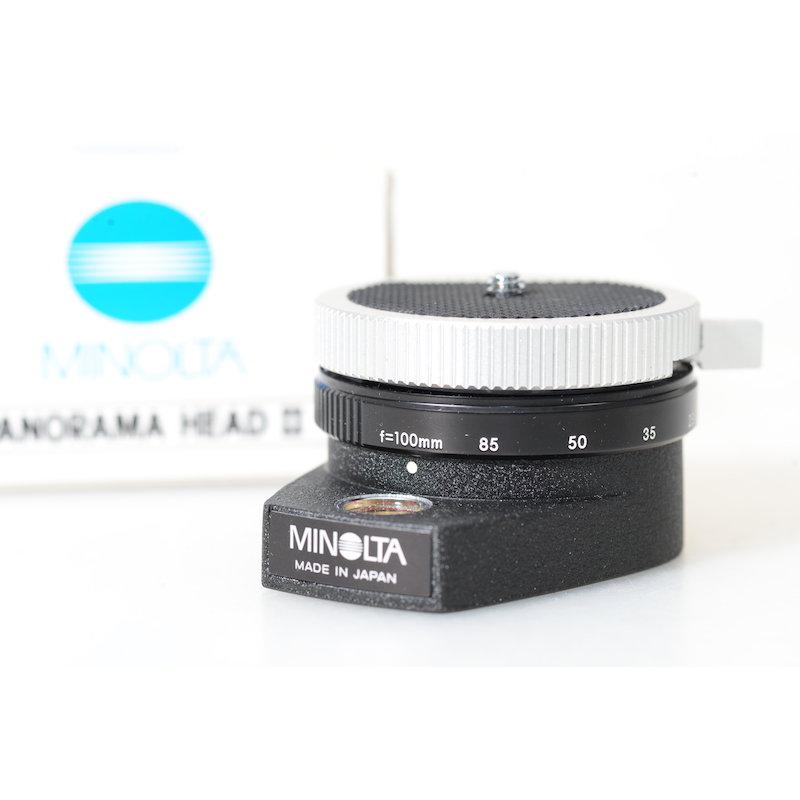 Minolta Panoramakopf II