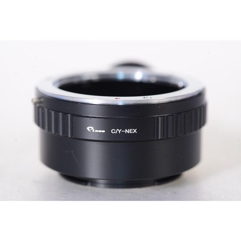 Sonstiges Contax Objektivadapter Sony Nex Stativhalterung