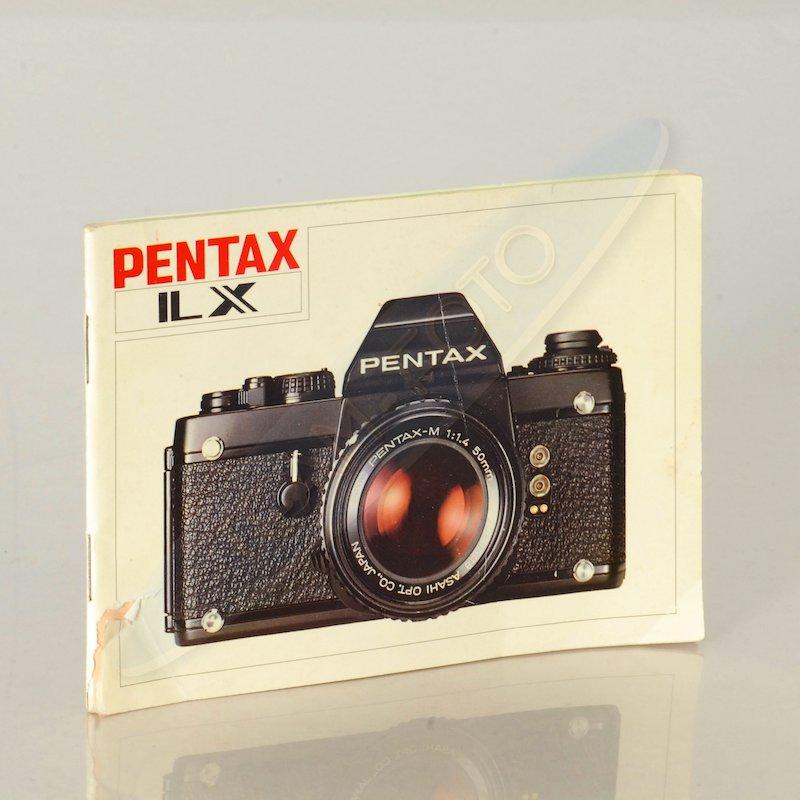Pentax Anleitung LX (Französisch)