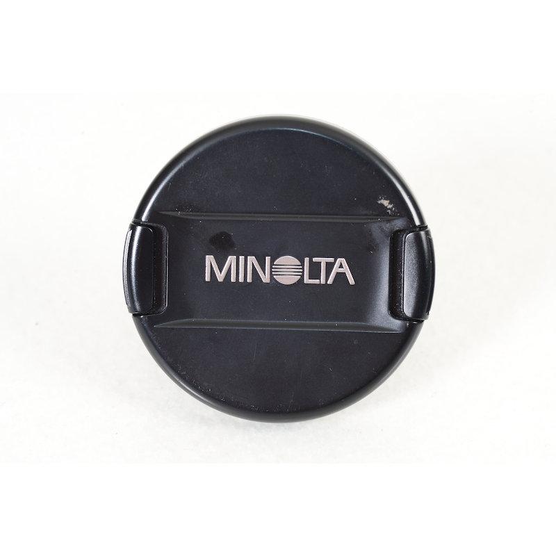 Minolta Objektivdeckel LF-1162 E-62